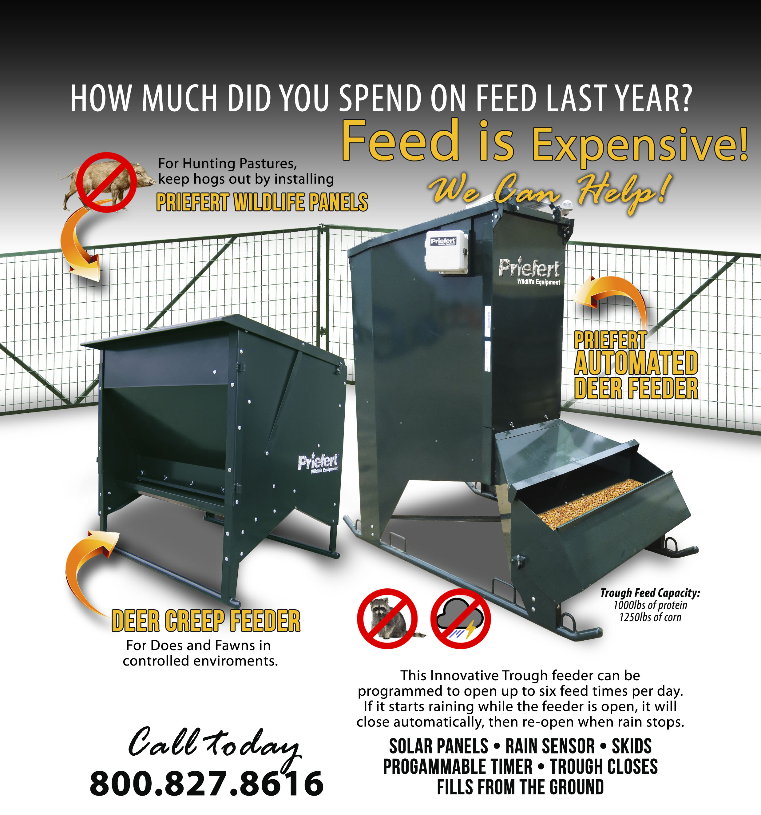 it deer feeder youtube homemade feeders hunting watch design yourself do for protein